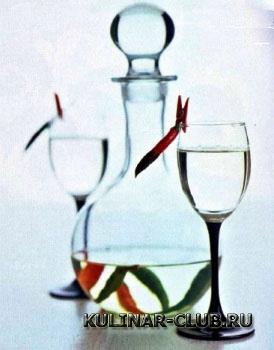 Водка с чили