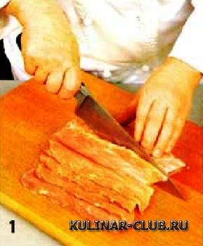 Шашлычки из свинины