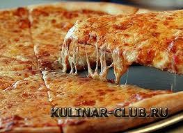 Весенняя пицца